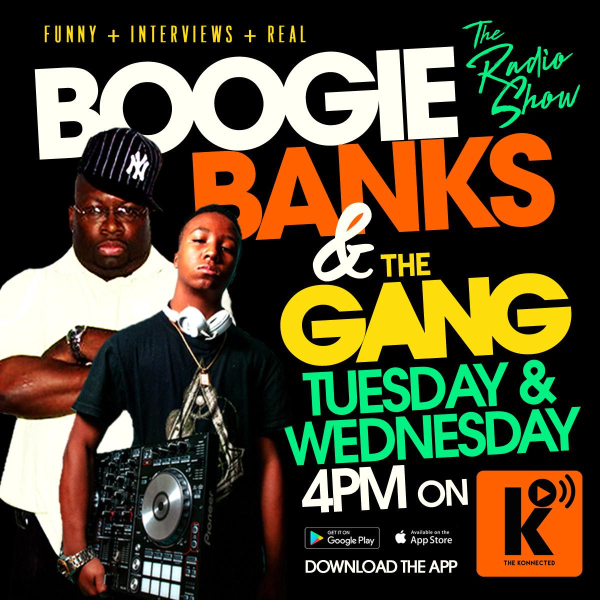 Boogie Banks / DJ T.O.P