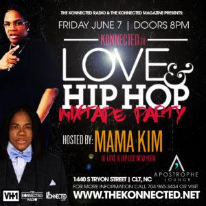Love & Hip Hop Mix Tape Release Party! @ Apostrophe Lounge