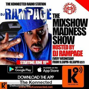 The Mixshow Madness w/ DJ Rampage