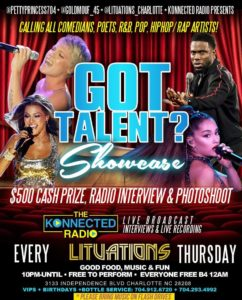 Got Talent Showcase @ Lituations