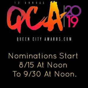 Queen City Awards Nominations