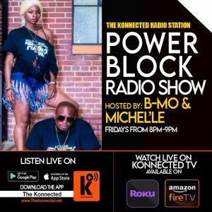 Power Block @ The Konnected Radio