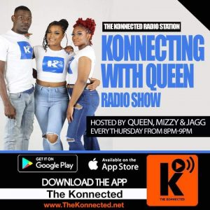 Konnected with Queen Radio Show