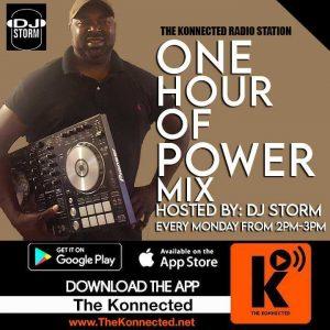 One Hour of Power Mix w/ DJ STORM