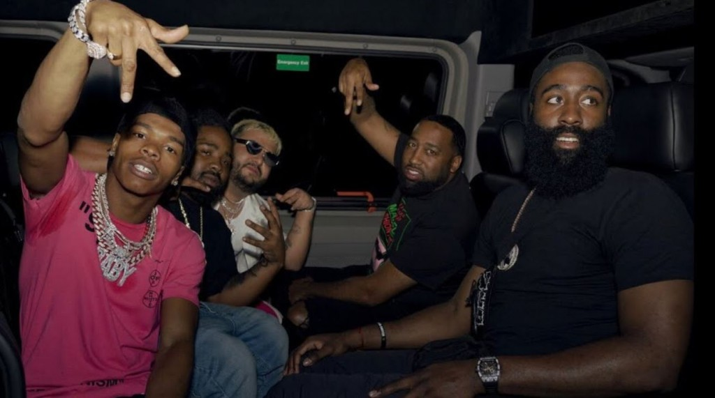 James-Harden-Gifted-Lil-Baby-A-Prada-Bag-Honey-Buns-100K-Cash-And-A-Richard-Mille-Watch-For-His-Birthday