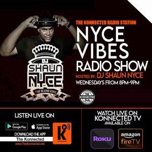 NYCE Vibes w/ DJ Shaun Nyce
