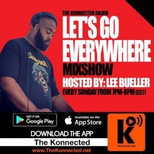 Lets Go Everywhere Radio Show